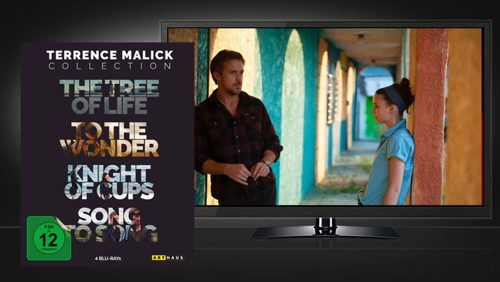 Terrence Malick Collection (Blu-ray Disc) - Bildquelle: Foo