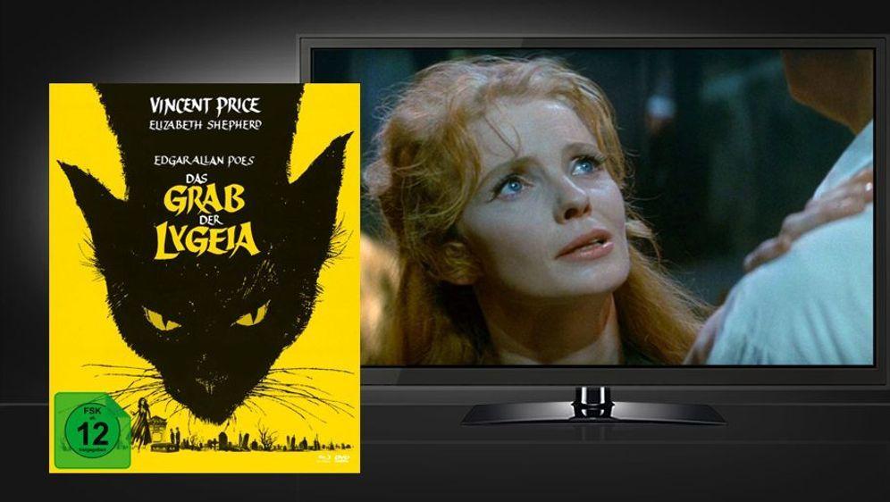 Das Grab der Lygeia (Mediabook mit Blu-ray+DVD) - Bildquelle: Foo