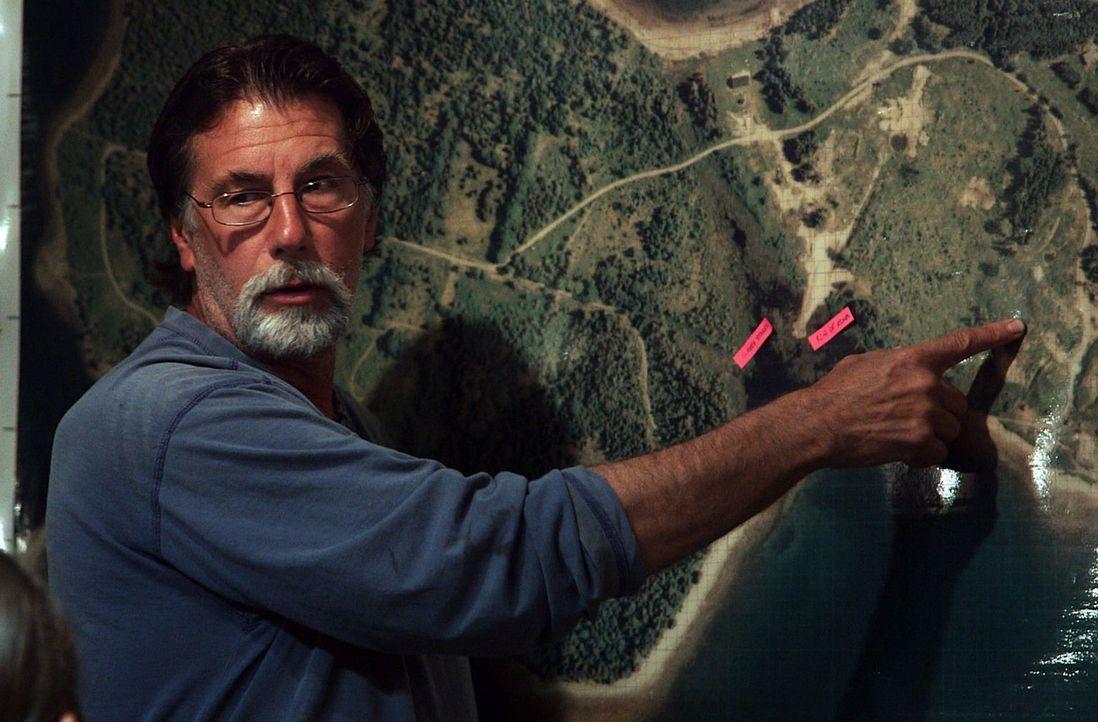 (2. Staffel) - Setzt die Suche nach dem Schatz von Oak Island mit den andere... - Bildquelle: 2014 A&E Television Networks, LLC. All Rights Reserved/ PROMETHEUS ENTERTAINMENT