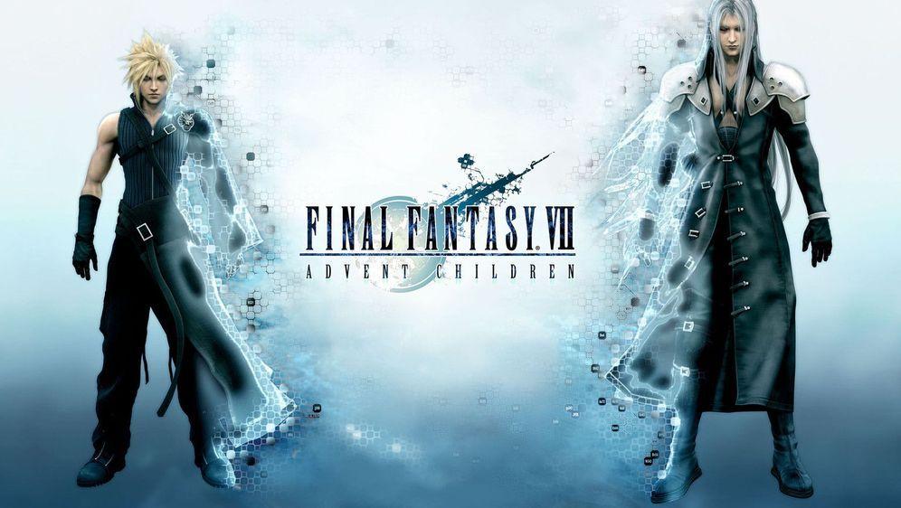 Final Fantasy VII: Advent Children - Bildquelle: Foo