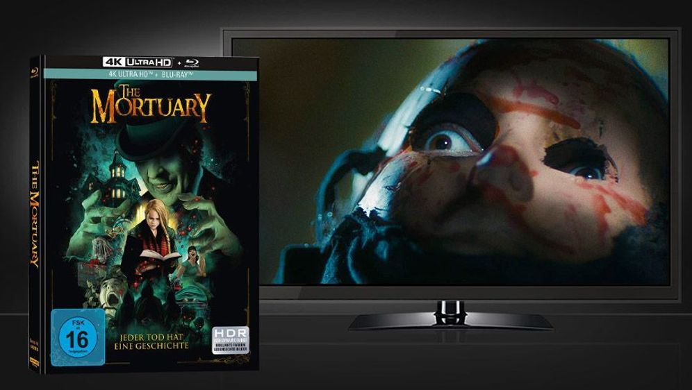 The Mortuary (4K UHD + Blu-ray Disc) - Bildquelle: Foo