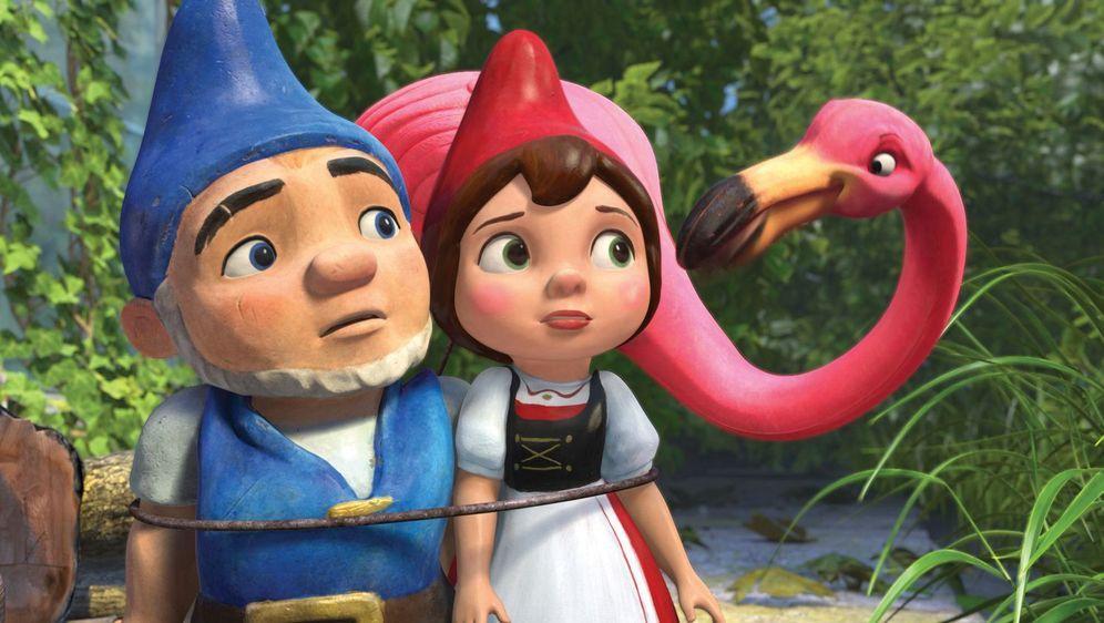 Gnomeo und Julia - Bildquelle: Foo