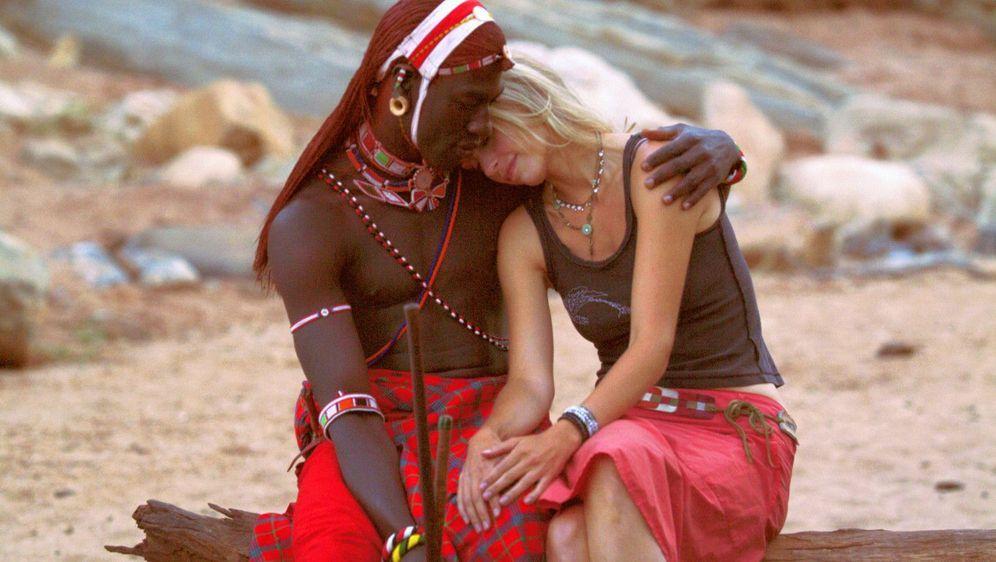 Die weiße Massai - Bildquelle: Foo