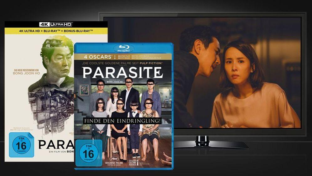 Parasite (Mediabook UHD + Blu-ray) - Bildquelle: Foo