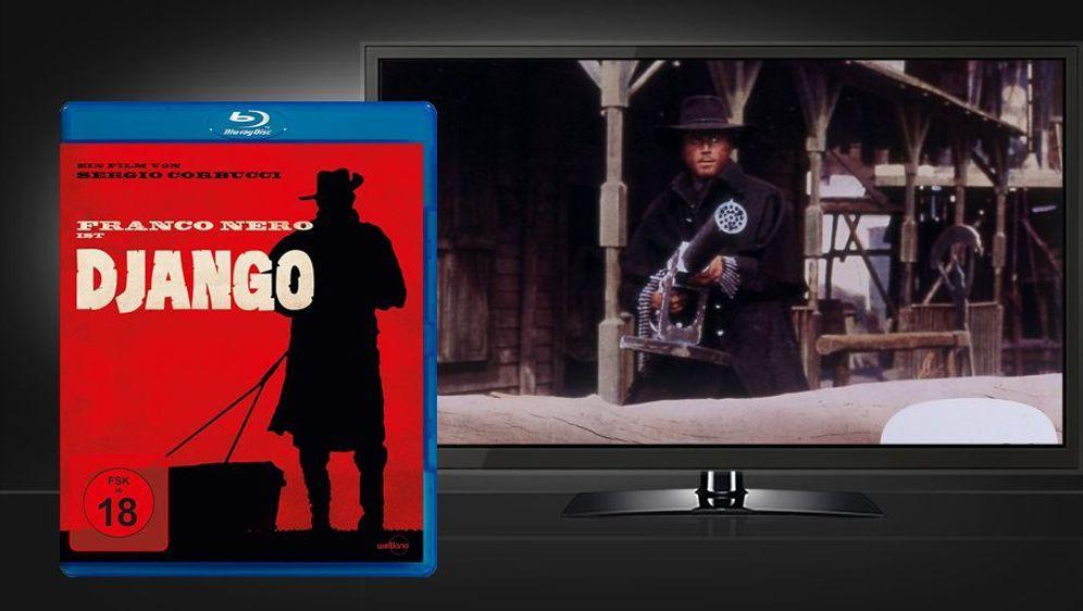 Django (Blu-ray Disc) - Bildquelle: Foo