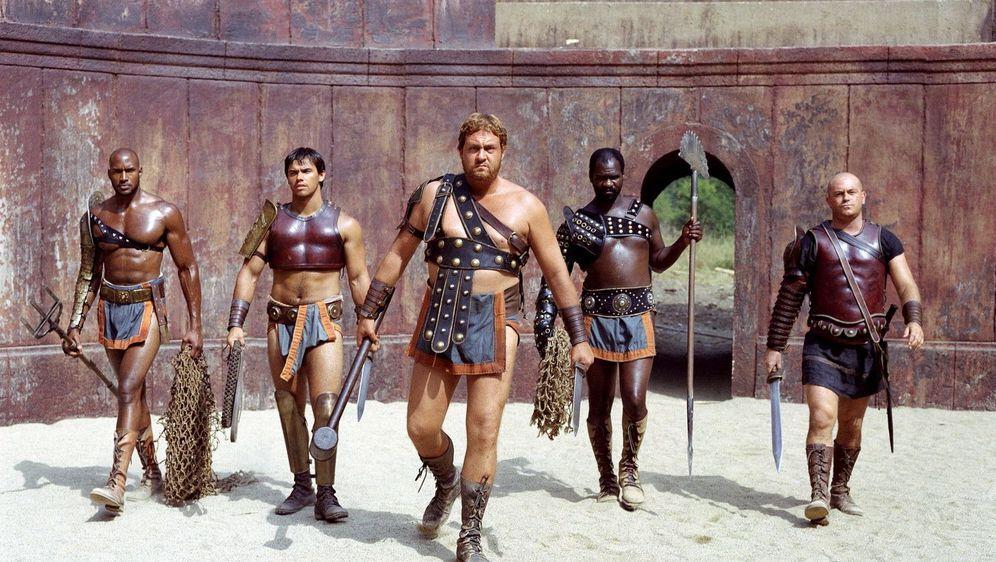 Spartacus - Bildquelle: Foo