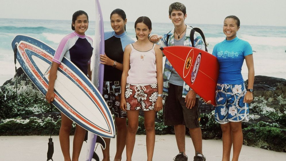 Surfer Girls - Bildquelle: Foo