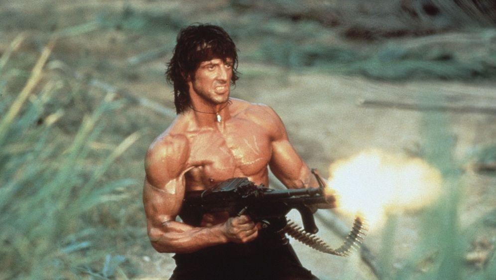 Rambo II - Bildquelle: Foo