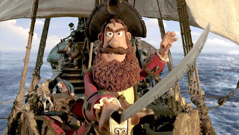 Die Piraten - Ein Haufen merkwürdiger Typen - Bildquelle: Foo