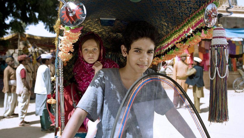 Hexe Lilli - Die Reise nach Mandolan - Bildquelle: Foo