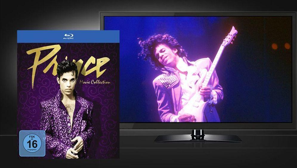 Prince - Movie Collection (Blu-ray Box Set) - Bildquelle: Foo