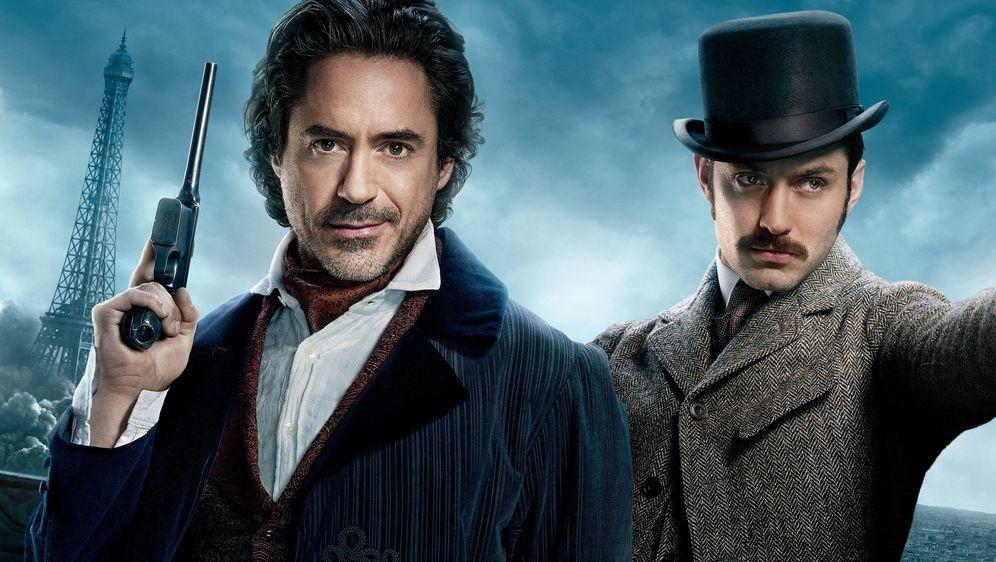 Sherlock Holmes: Spiel im Schatten - Bildquelle: Foo