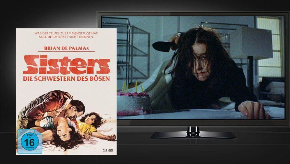 Sisters - Schwestern des Bösen (Mediabook Blu-ray+DVD) (Kopie) - Bildquelle: Foo