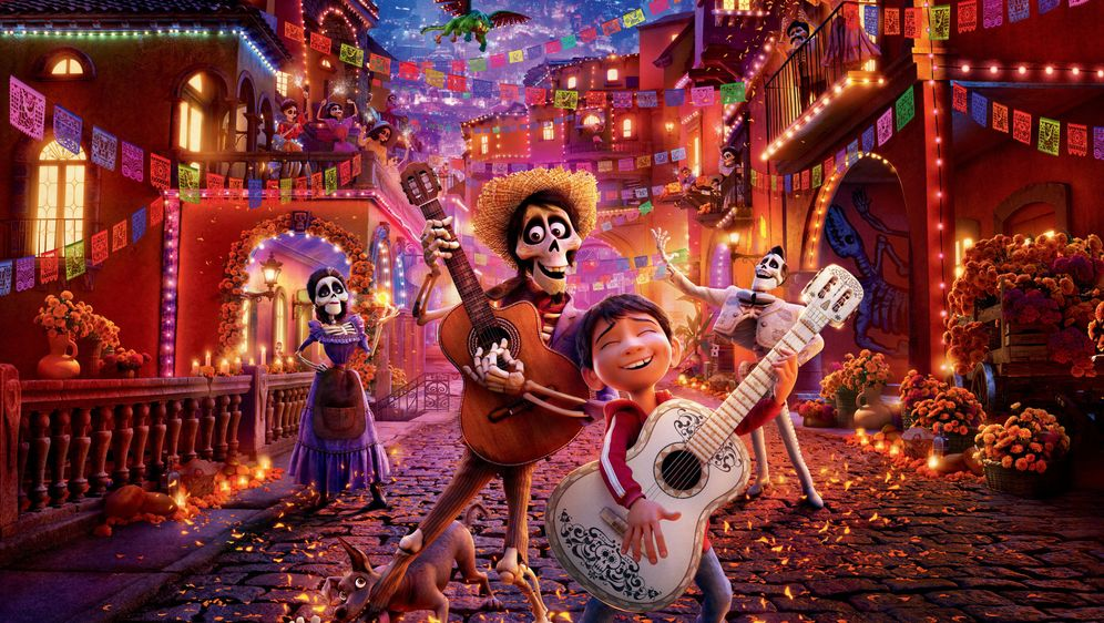 Coco - Lebendiger als das Leben! - Bildquelle: Foo