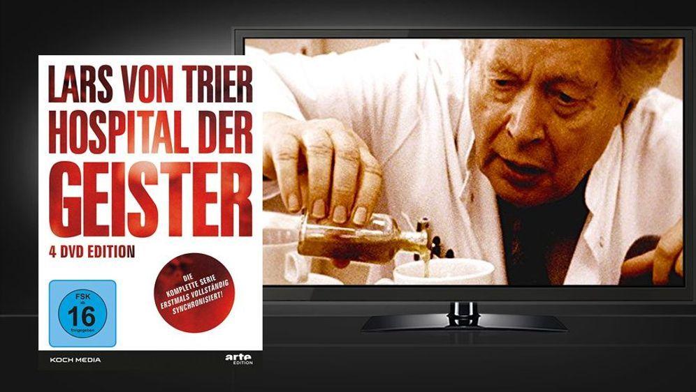 Lars von Trier - Hospital der Geister (DVD) - Bildquelle: Foo