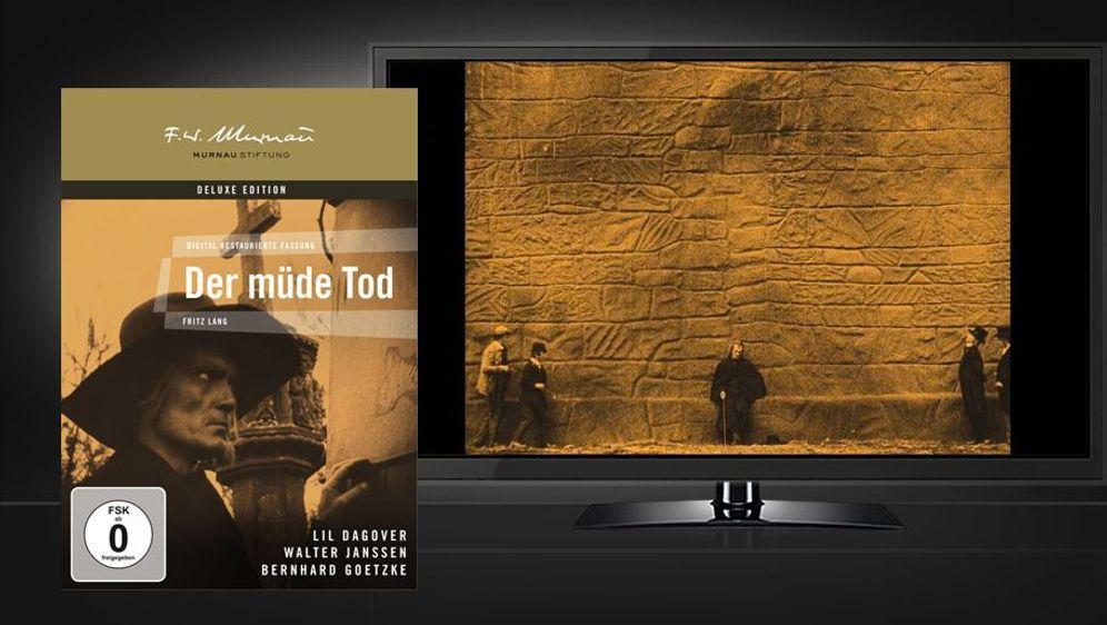 Der müde Tod (Deluxe Edition DVD) - Bildquelle: Foo