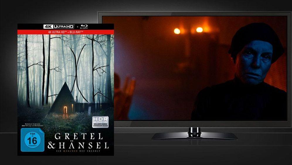 Gretel und Hänsel (Mediabook 4K UHD+Blu-ray) - Bildquelle: Foo