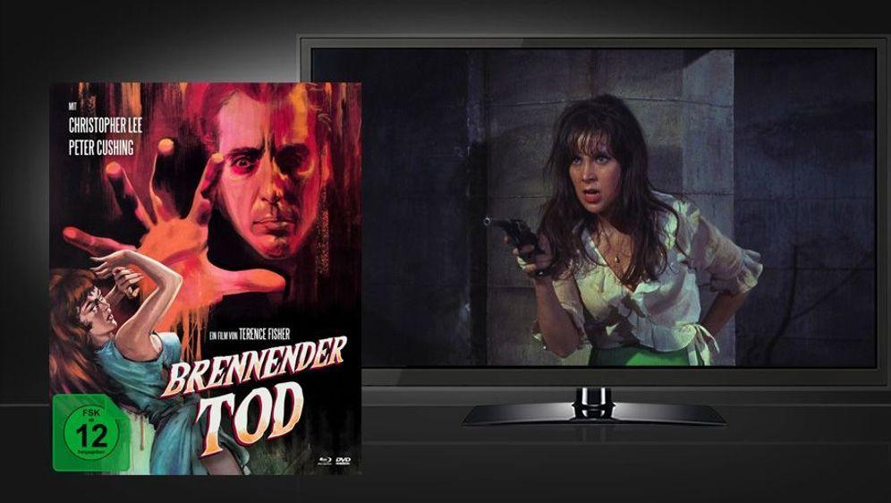 Brennender Tod (Blu-ray Disc) - Bildquelle: Foo