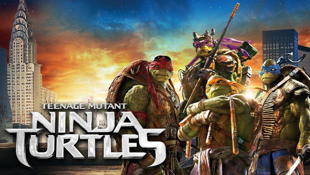 Teenage Mutant Ninja Turtles - Bildquelle: Foo
