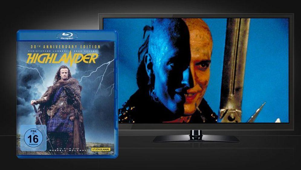 Highlander - Es kann nur einen geben (Blu-ray Disc) - Bildquelle: Foo