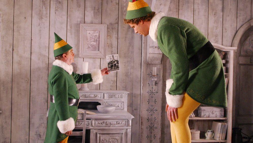 Buddy - Der Weihnachtself - Bildquelle: Foo