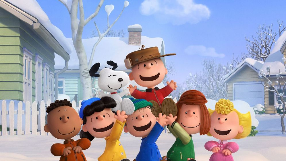Die Peanuts - Der Film - Bildquelle: Foo