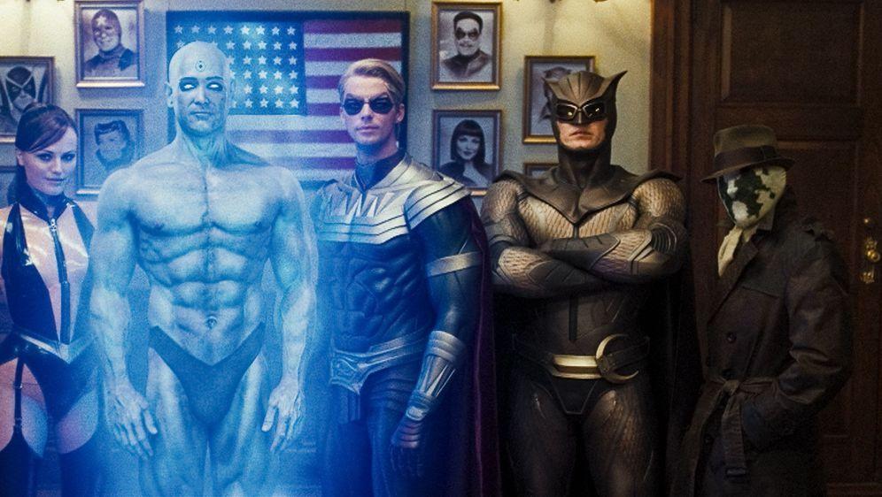 Watchmen - Die Wächter - Bildquelle: Foo