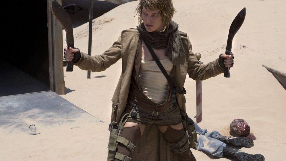 Resident Evil: Extinction - Bildquelle: Foo