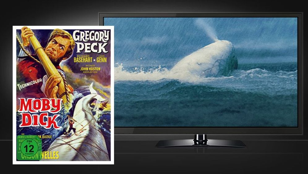Moby Dick (Mediabook Blu-ray + DVD) - Bildquelle: Foo