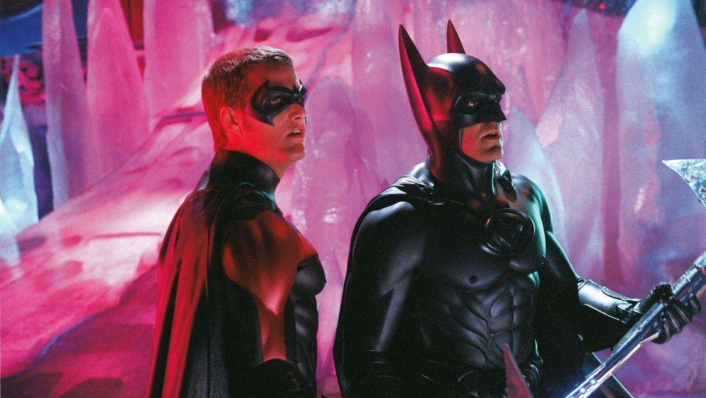 Batman & Robin - Bildquelle: Foo