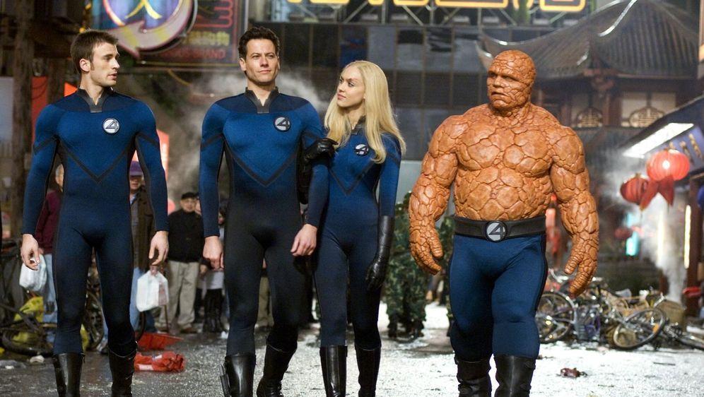 Fantastic Four - Rise of the Silver Surfer - Bildquelle: Foo