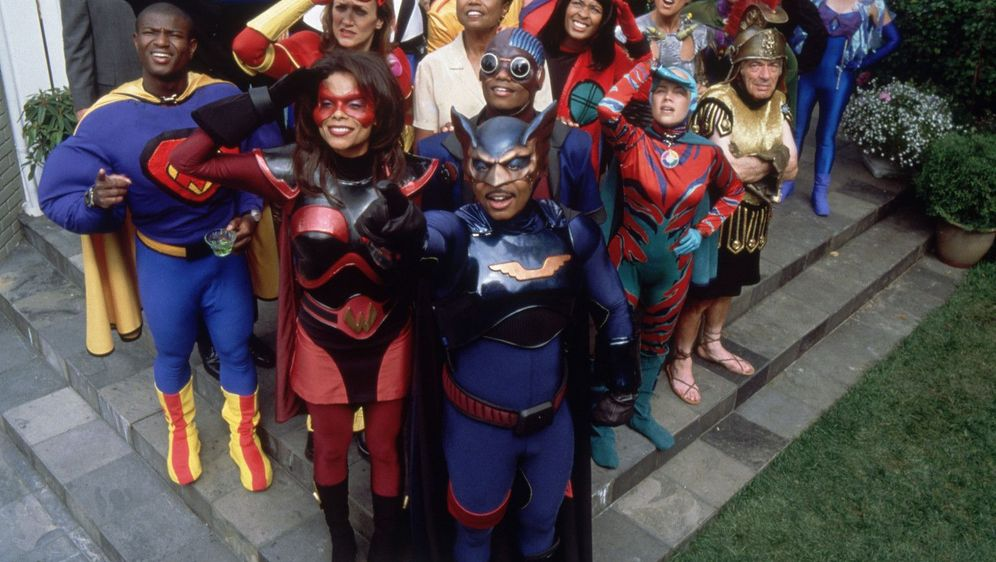 Superboy Scott - Bildquelle: Foo