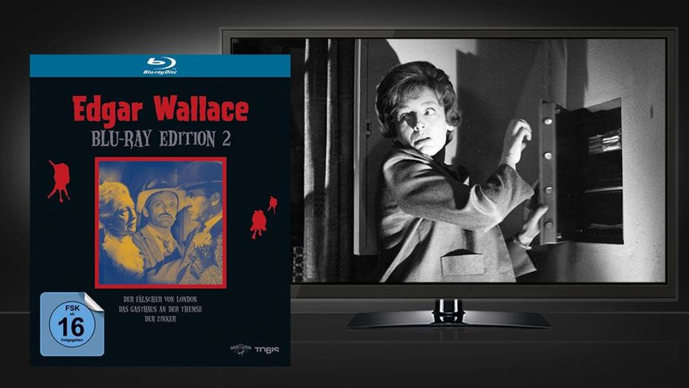 Edgar Wallace Blu-ray Edition 2 (Blu-ray Box) - Bildquelle: Foo