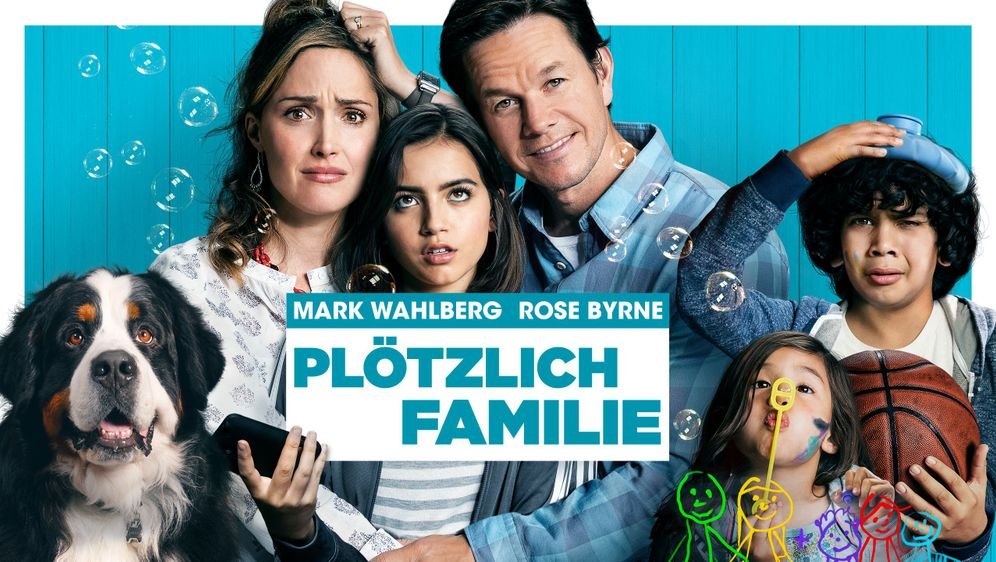 Plötzlich Familie - Bildquelle: Foo