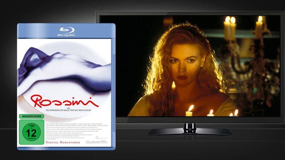 Rossini – oder die mörderische Frage, wer mit wem schlief (Blu-ray Disc) - Bildquelle: Foo