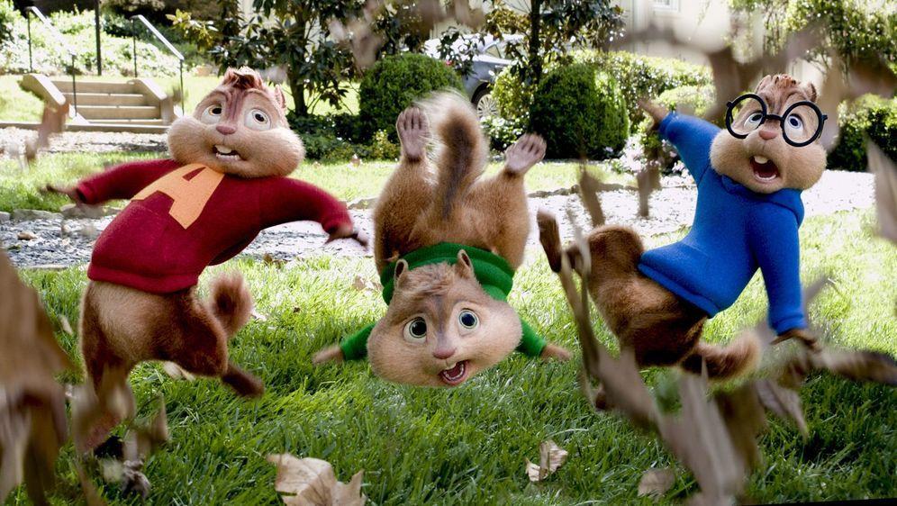 Alvin und die Chipmunks: Road Chip - Bildquelle: Foo