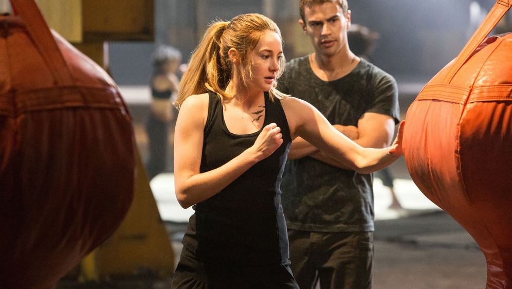 Die Bestimmung - Divergent - Bildquelle: Foo