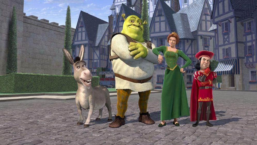 Shrek - Der tollkühne Held - Bildquelle: Foo