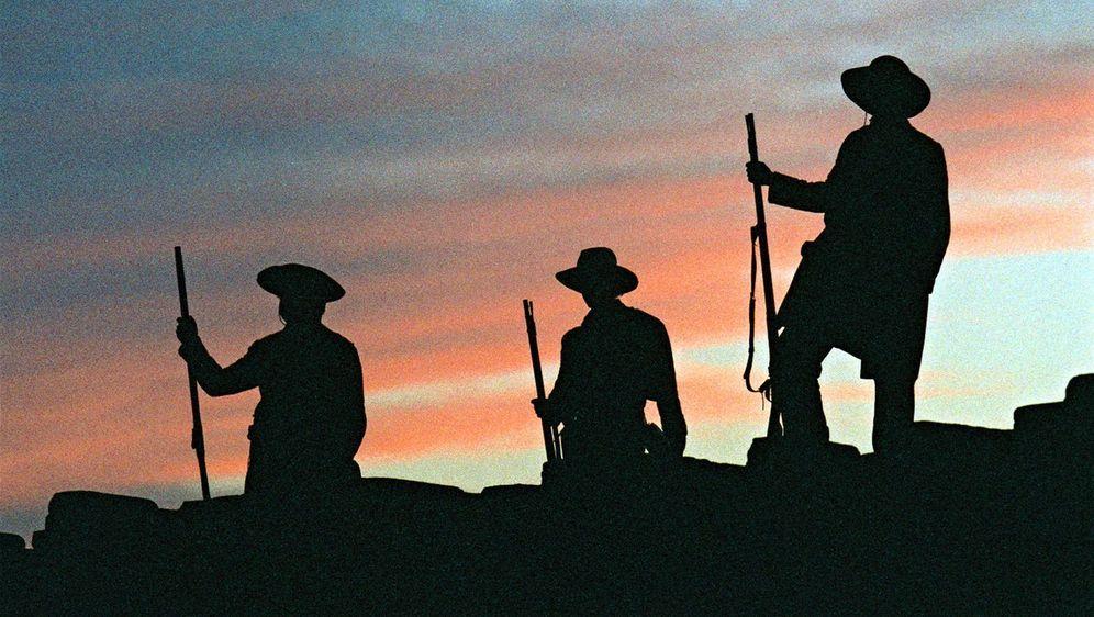 Alamo - Der Traum, das Schicksal, die Legende - Bildquelle: Foo