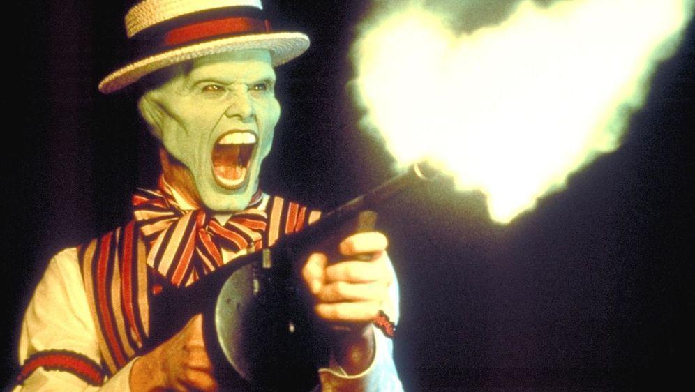 Jim Carreys Die Maske - Bildquelle: Foo