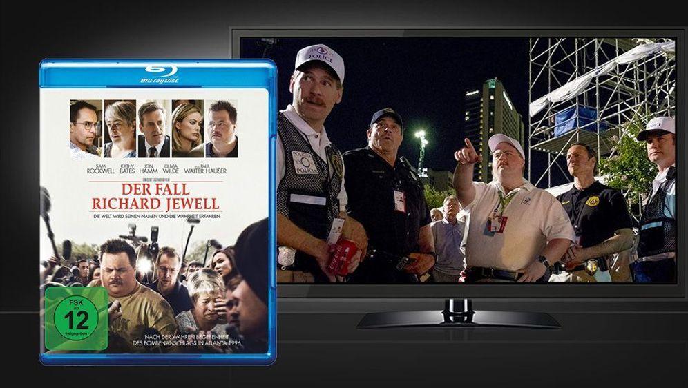 Der Fall Richard Jewell (Blu-ray Disc) - Bildquelle: Foo