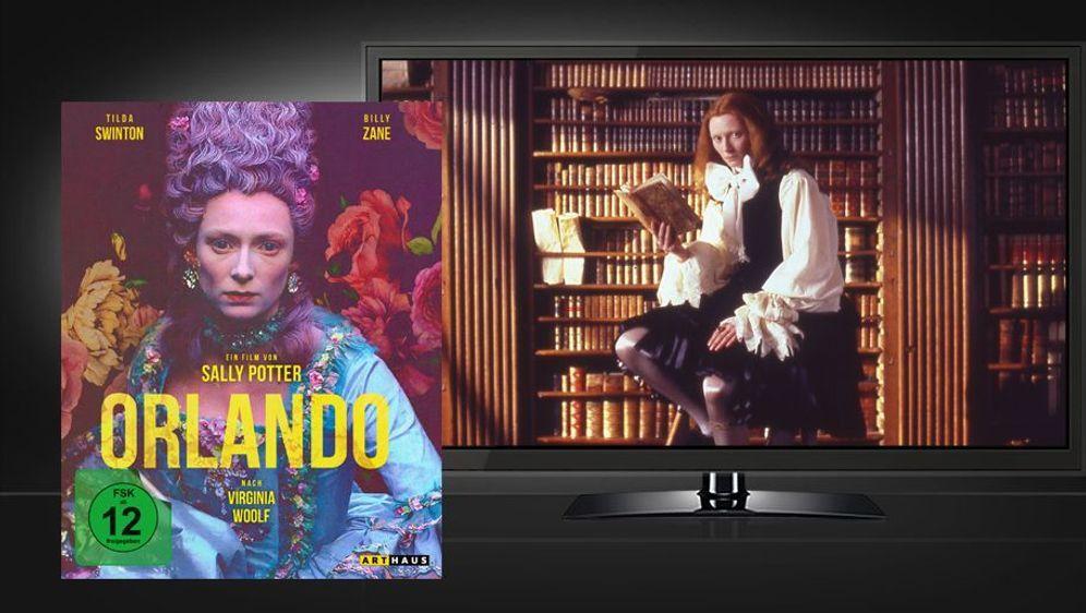 Orlando (Blu-ray Disc) - Bildquelle: Foo