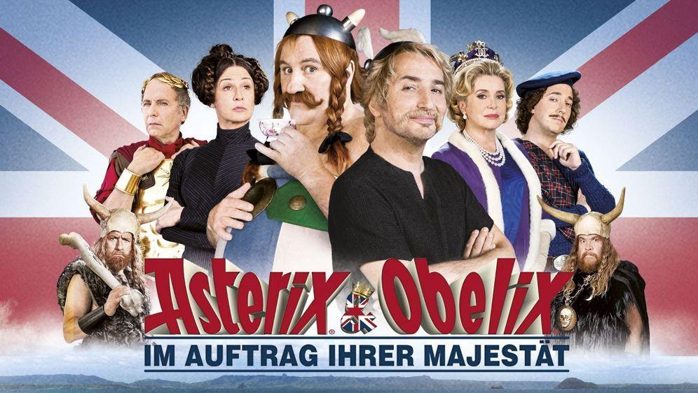 Asterix & Obelix - Im Auftrag Ihrer Majestät - Bildquelle: Foo