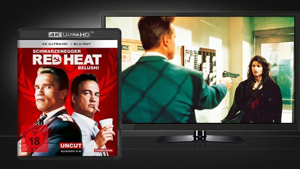 Red Heat (4K UHD + Blu-ray Disc) - Bildquelle: Foo