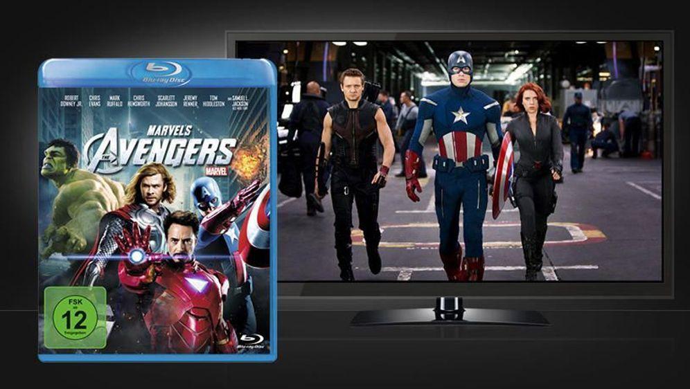 Marvel's The Avengers - Bildquelle: Foo