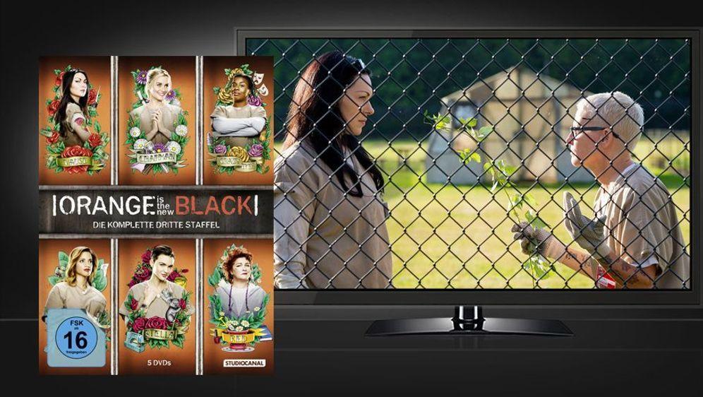 Orange Is The New Black - Staffel 3 (Blu-ray) - Bildquelle: Foo
