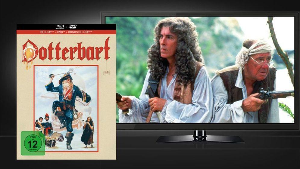 Dotterbart (Mediabook Blu-ray+DVD) - Bildquelle: Foo