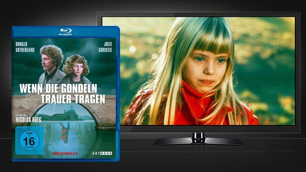 Wenn die Gondeln Trauer tragen (Blu-ray Disc) - Bildquelle: Foo