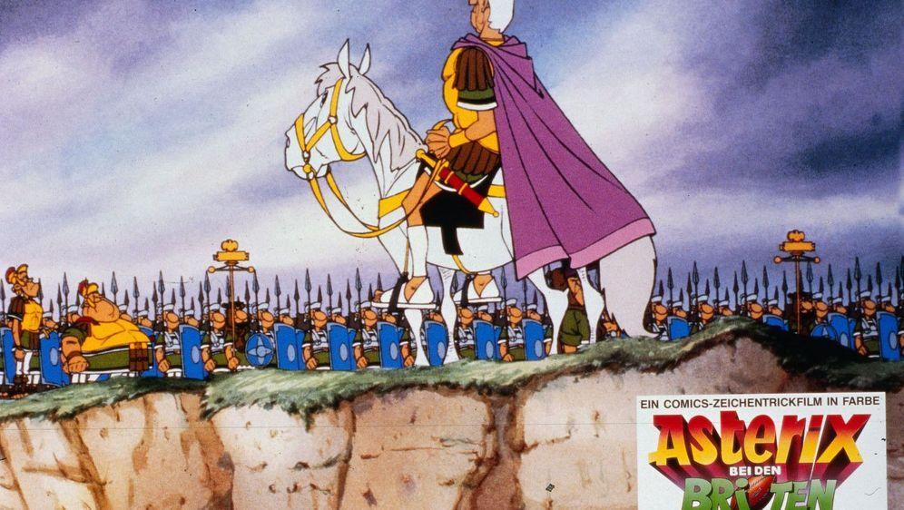 Asterix bei den Briten - Bildquelle: Foo