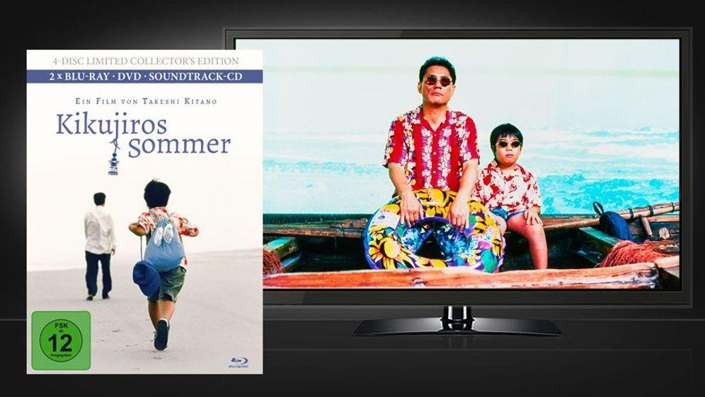 Kikujiros Sommer (Blu-ray + DVD Mediabook) - Bildquelle: Foo
